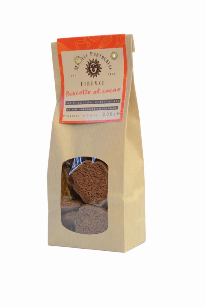 Biscotti al Cacao - Pasta Portoghese