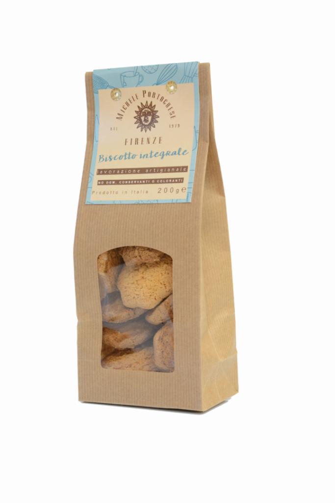 Biscotti integrali - Pasta Portoghese