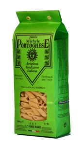Mezze penne Rigate - Pasta Portoghese