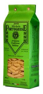 Mezze penne ruvide - Pasta Portoghese